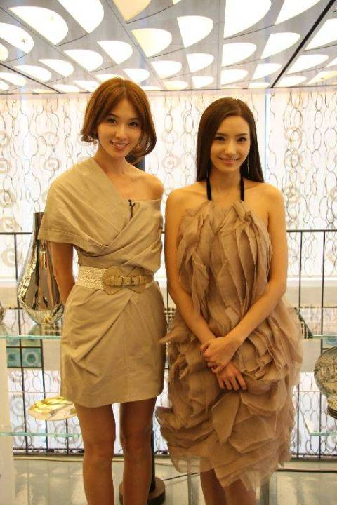 HAN CHAE YOUNG & CHILING LIN3OKT